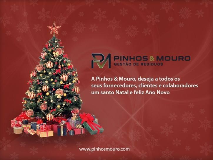 A equipa Pinhos & Mouro deseja-lhe um Feliz Natal e Ano Novo A equipa Pinhos & Mouro deseja-lhe um Feliz Natal e Ano Novo 15590108 352263525137304 7819416187335927305 n