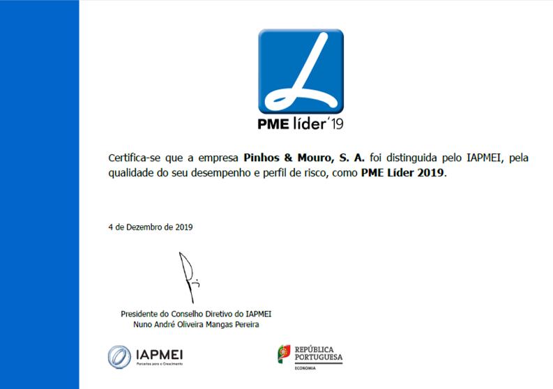 PME LÍDER 2019 Imagem1