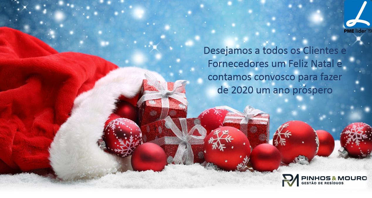 A equipa Pinhos & Mouro deseja-lhe um Feliz Natal POSTAL DE NATAL 2019   FINALIZADO
